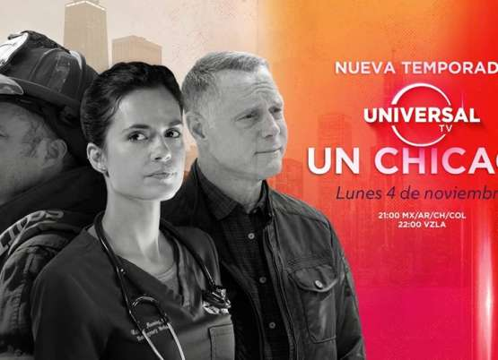 EN NOVIEMBRE EL DRAMA, LA ACCIÓN Y LA JUSTICIA SE APODERAN DE UNIVERSAL TV