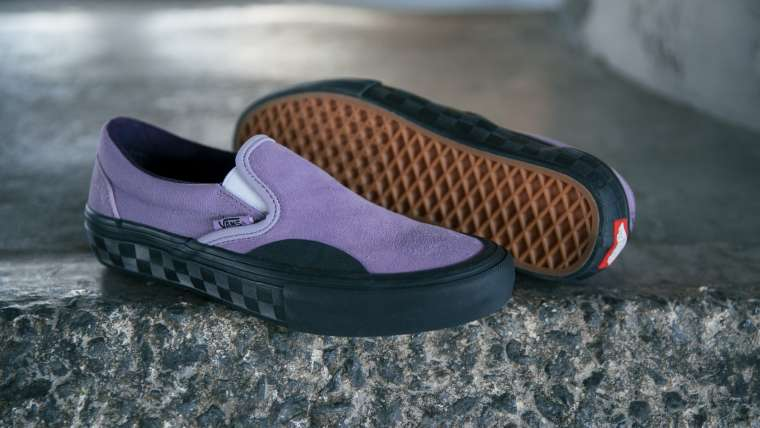 SLIP-ON PRO SKATE BY LIZZIE ARMANTO