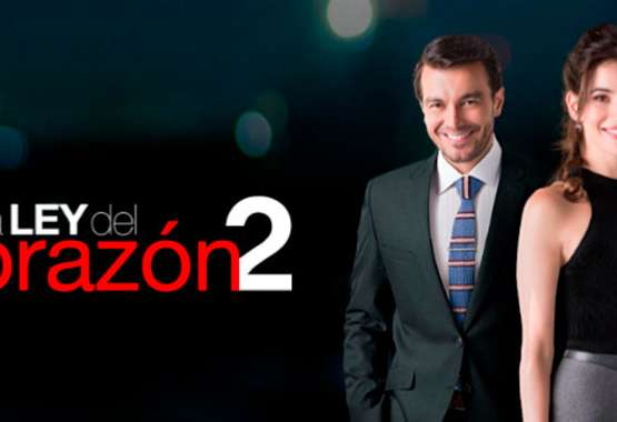 TELEMUNDO INTERNACIONAL ESTRENALEY DEL CORAZÓN 2 Y AL OTRO LADO DEL MURO