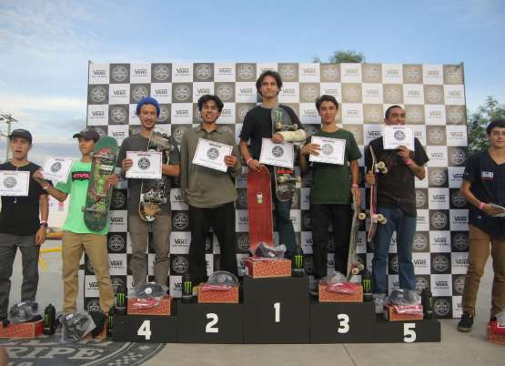 VANS ROYAL SIDE STRIPE LLEVA AL CABO SU TERCERA ELIMINATORIA EN ZAPOPAN, JALISCO