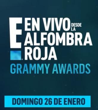 MUCHAS ESTRELLAS HARÁN SU GRAN ENTRADA EN LA ALFOMBRA ROJA E!: GRAMMY AWARDS 2020