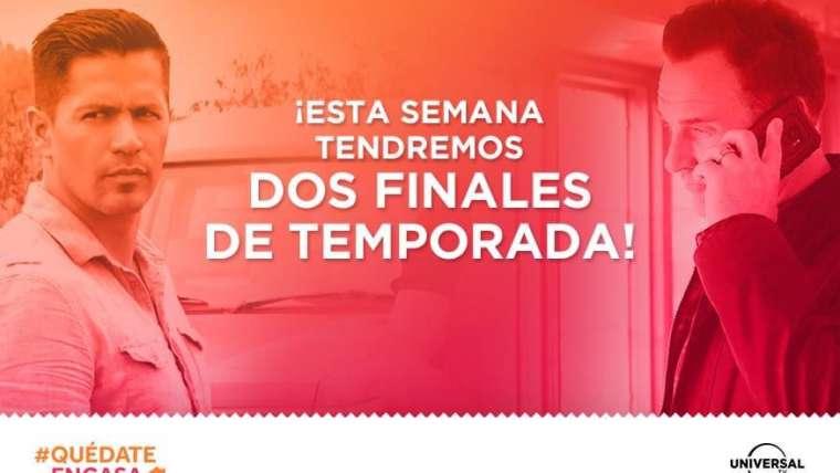 FINALES DE TEMPORADA UNIVERSAL TV