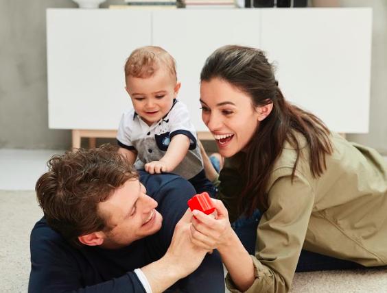 ¿UN NUEVO CHICCO EN LA FAMILIA?