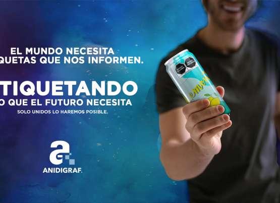 """""""IMPRIMIENDO LO QUE EL FUTURO NECESITA"""", LA NUEVA ESTRATEGIA  DE LA ANIDIGRAF"""